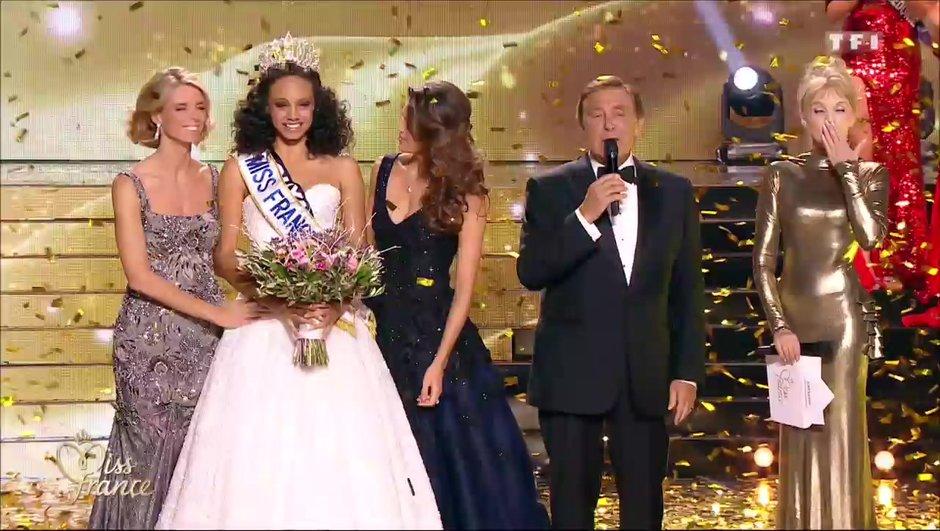 Les premières heures d'Alicia Aylies en tant que Miss France 2017
