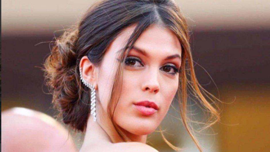 Miss Univers : Iris Mittenaere sublime, s'offre un bain de soleil !