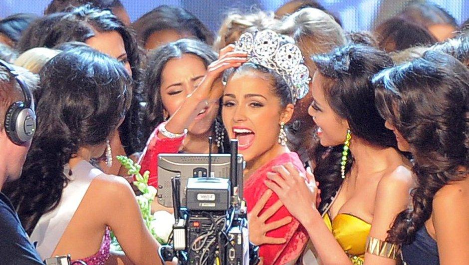 Miss Univers 2012 : la couronne revient aux Etats-Unis