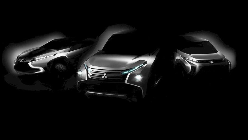 Mitsubishi présentera 3 concept-cars au Salon de Tokyo 2013
