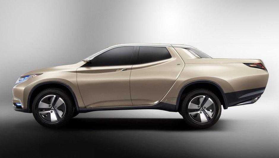 Salon de Genève 2013 : Mitsubishi CA-MIEV et GR-HEV