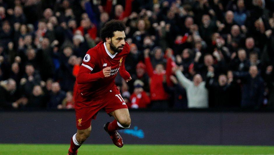 Insolite: 11 minutes d'appels gratuits à chaque but de Salah !