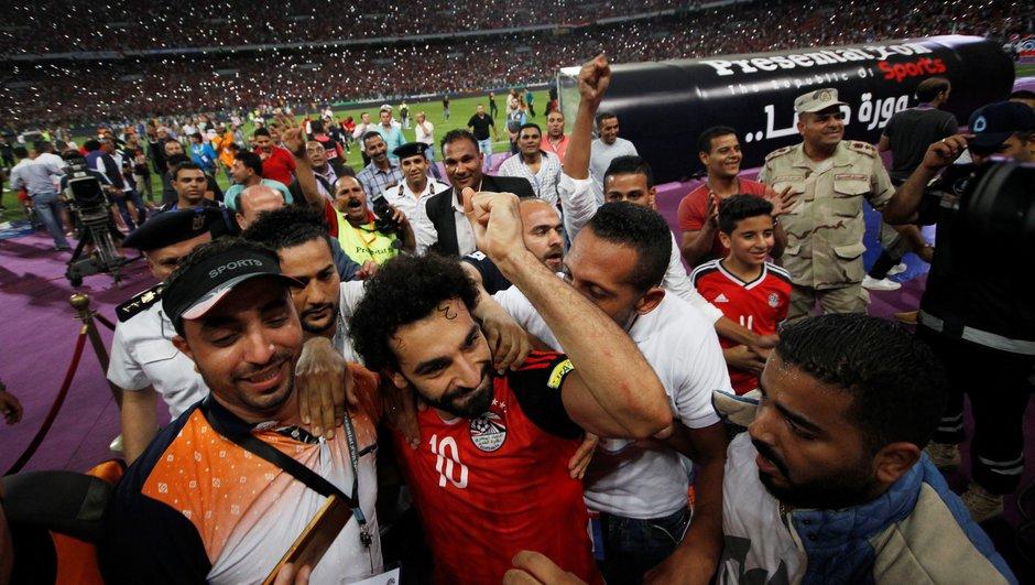 Coupe du monde 2018 - Salah qualifie l'Egypte, la Pologne de Lewandowski valide son billet