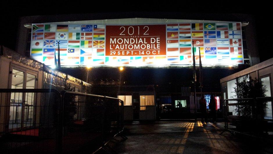 Mondial de l'Auto 2012 : C'est parti !
