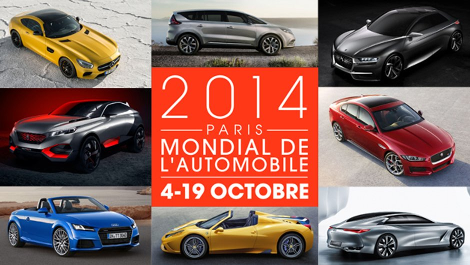 Bilan : plus de 1,2 million de visiteurs lors du Mondial de l'Automobile 2014 !