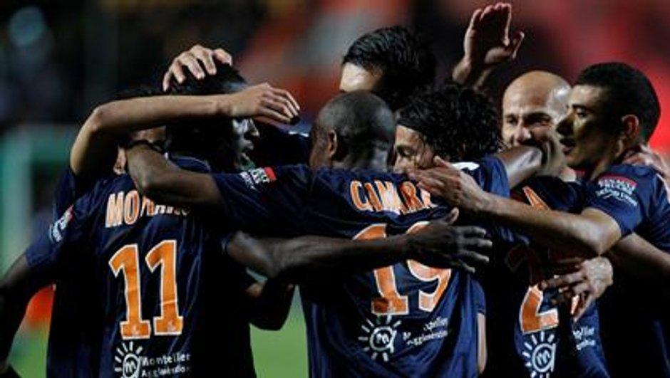 Le MHSC est en finale de la Coupe de la Ligue !