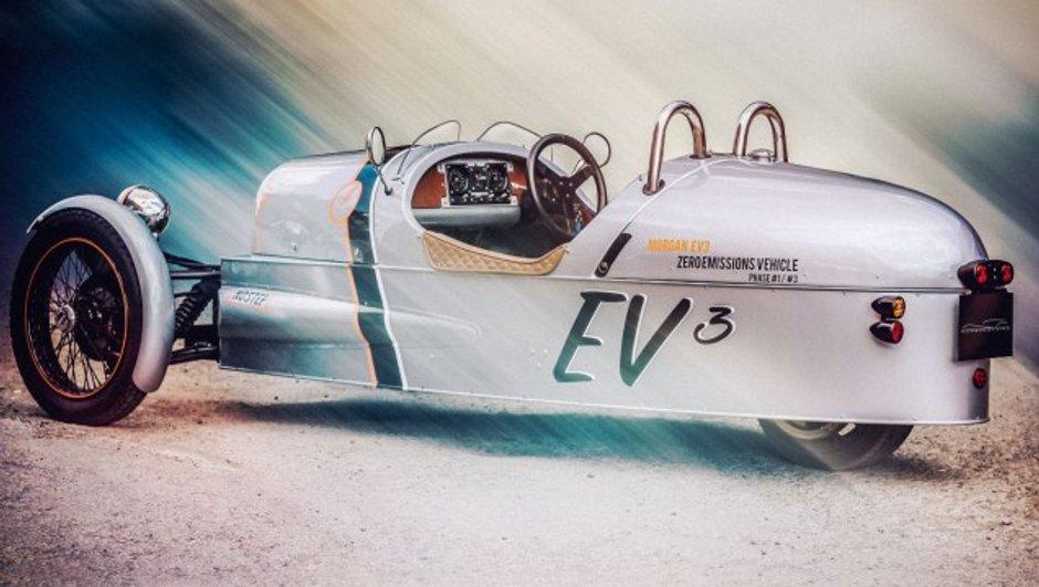 Festival de Goodwood : Morgan va nous électriser avec son EV3