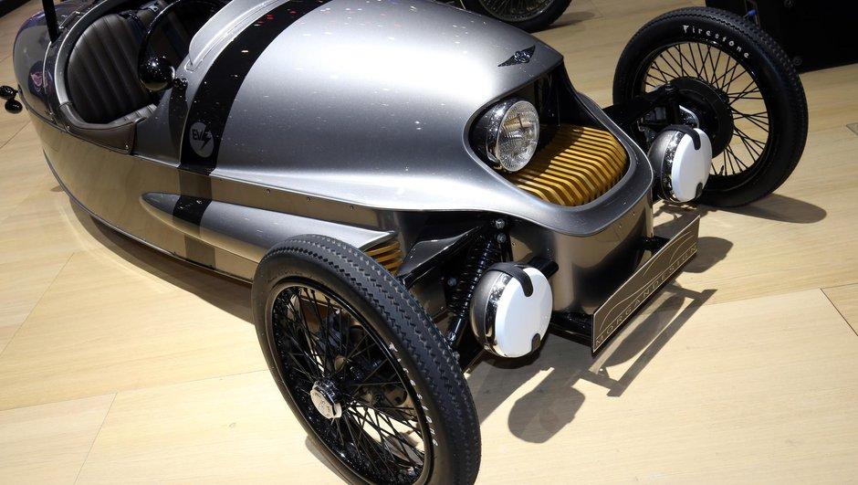 Salon Genève 2016 : Morgan EV3, le trois-roues électrisant