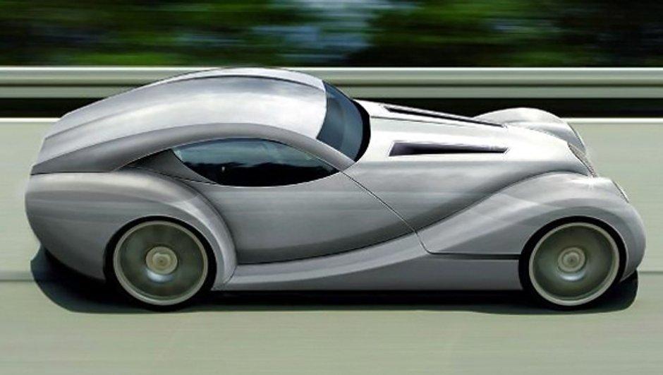 Mondial de l'Auto 2010 : Morgan LIFEcar 2 de série ?