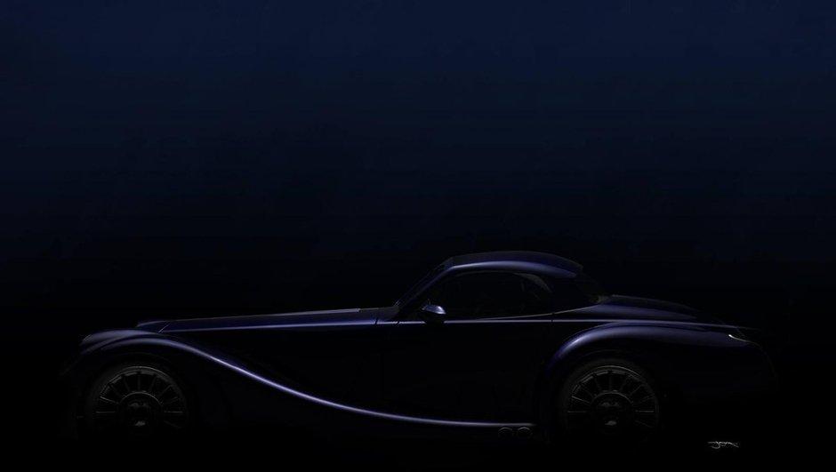 Future Morgan 2015 : première image teaser avant Genève