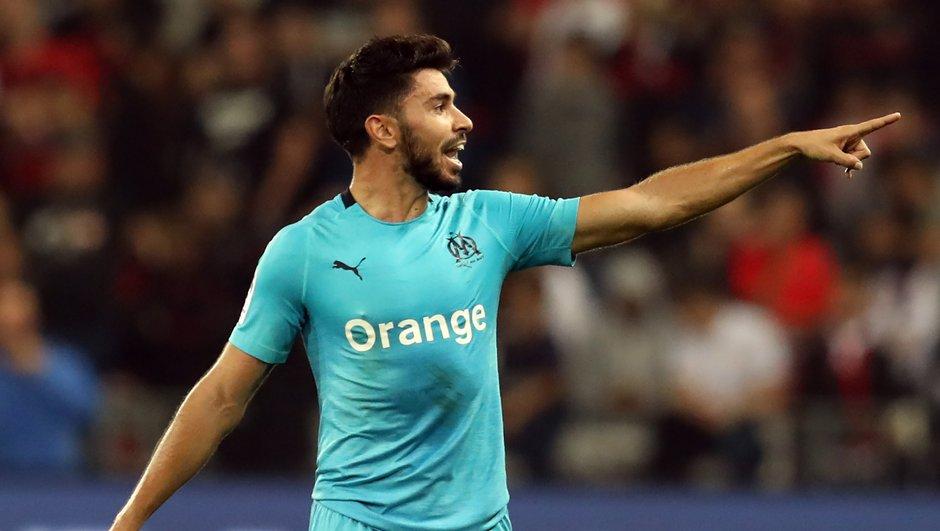 """[EXCLU Téléfoot 31/03] - Sanson : """"Je veux m'inscrire dans la durée à Marseille"""""""