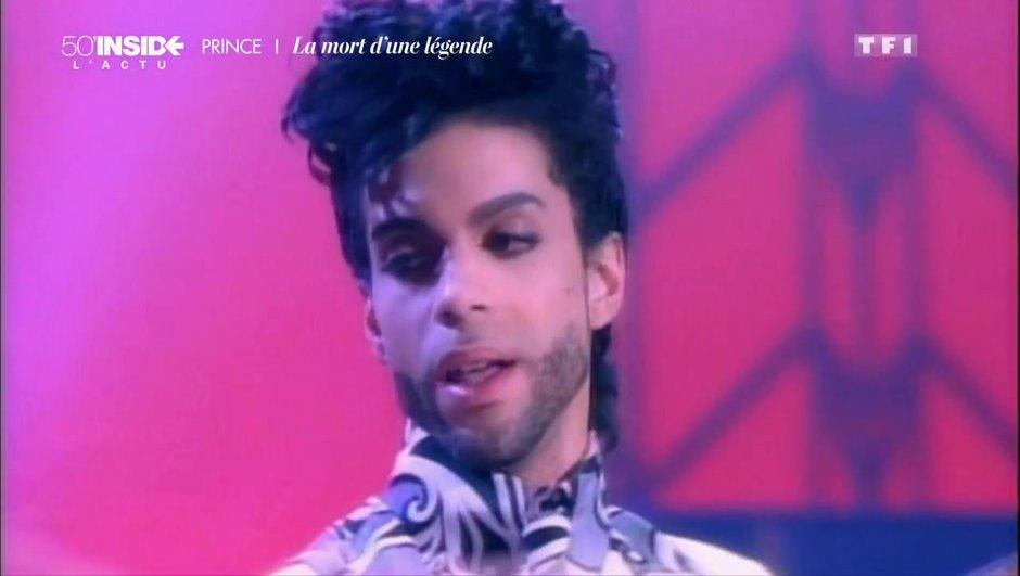 Prince et Michael Jackson, entre rivalité et admiration