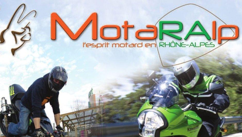 Magazine moto : Motaralp n°2 est arrivé !