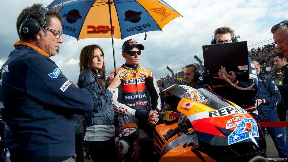 MotoGP - Catalogne : les réactions de Stoner, Crutchlow et de Puniet