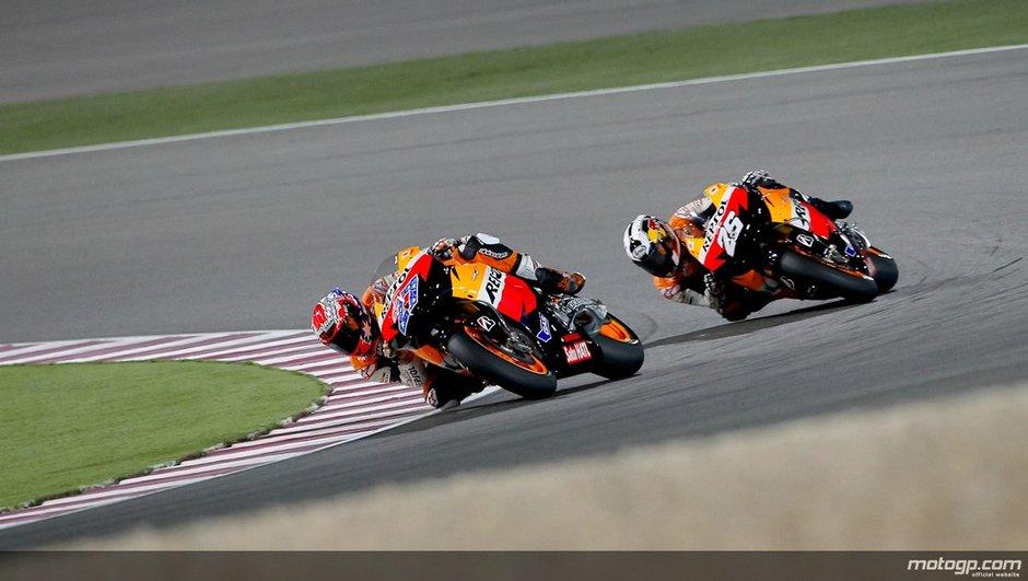 Moto GP : Stoner s'adjuge la pole position au GP de France