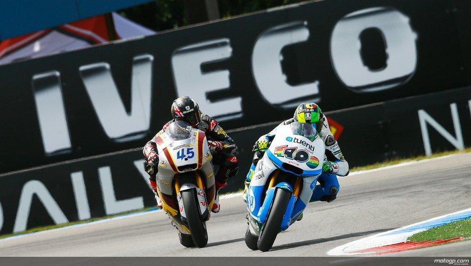 Moto2 - Assen : Espargaro prive Redding de la victoire