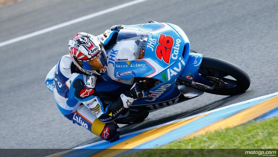 Moto3 - Qualifications GP de France : pole position pour Maverick Vinales