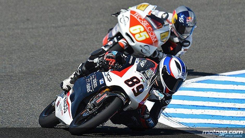 Moto3 : malgré la chute, Techer pourra piloter au Mans