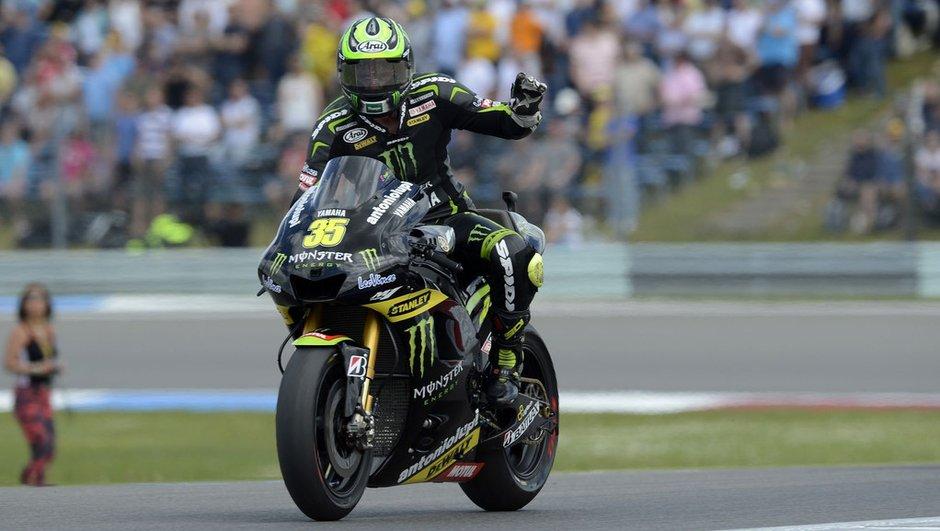 Moto GP - GP Qatar: Crutchlow remporte le Warm Up