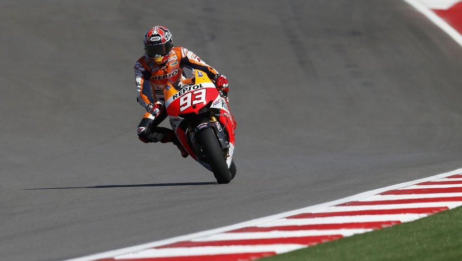 MotoGP - Qualifications GP de France : Marquez juste devant Lorenzo pour la pole