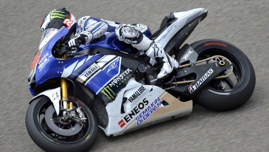 MotoGP 2013 - Essais 1 Assen : Lorenzo maîtrise