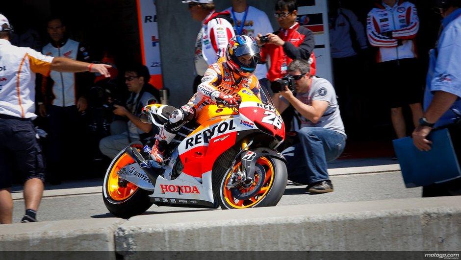 MotoGP 2013 - Etats-Unis : Lorenzo et Pedrosa surmontent la douleur