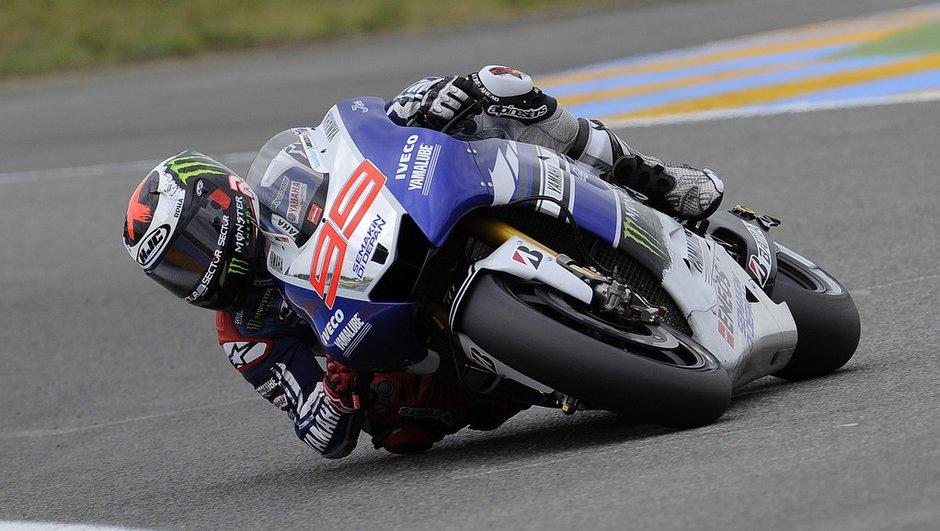 MotoGP - Essais 2 Italie : Lorenzo en tête, Márquez chute lourdement