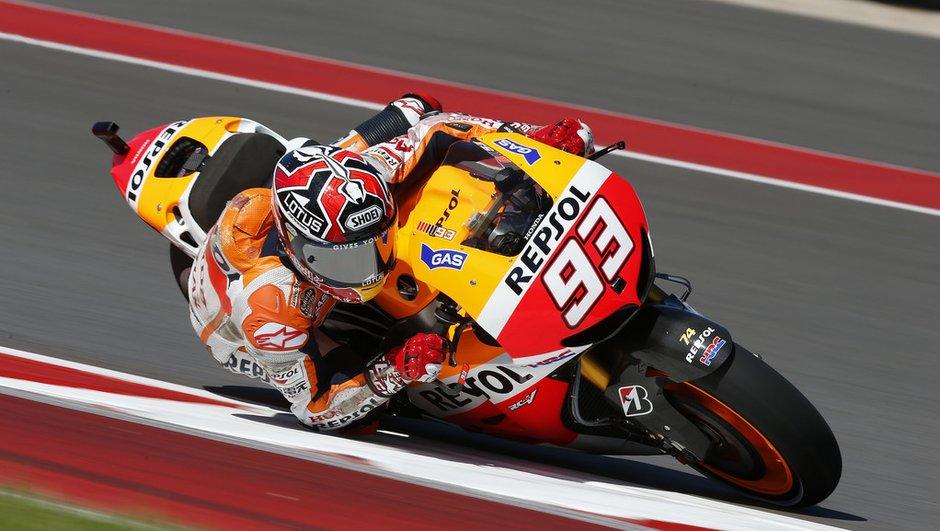 MotoGP - GP des Amériques : Marquez dans l'histoire !