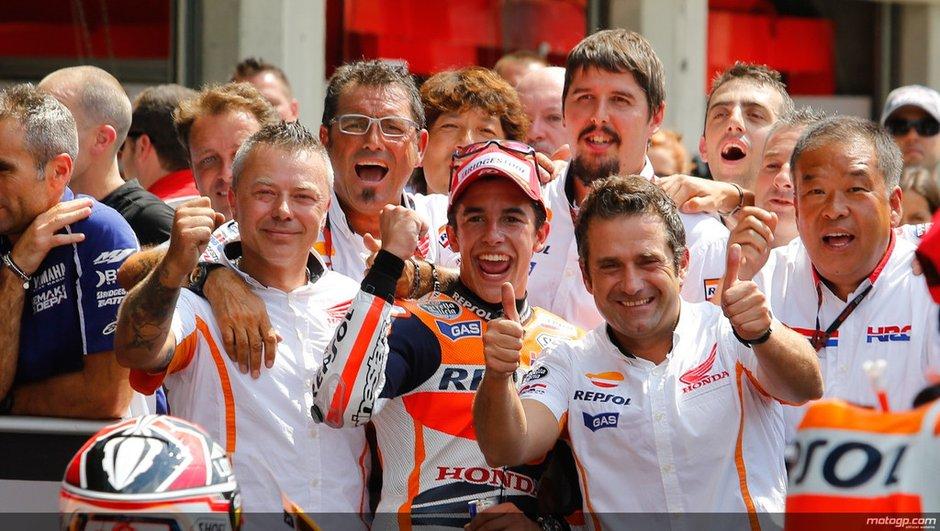 MotoGP 2013 - Indianapolis : Marquez, impossible à suivre