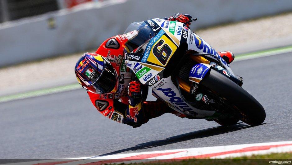 MotoGP 2014 - Catalogne : Bradl créé la surprise aux essais libres 3