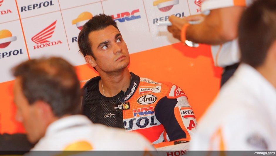 MotoGP 2014 - Suzuki intéressé par Pedrosa ?