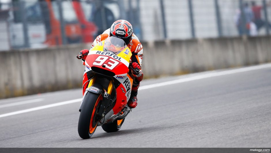 MotoGP 2014 - Italie: Séance de rattrapage pour Marquez