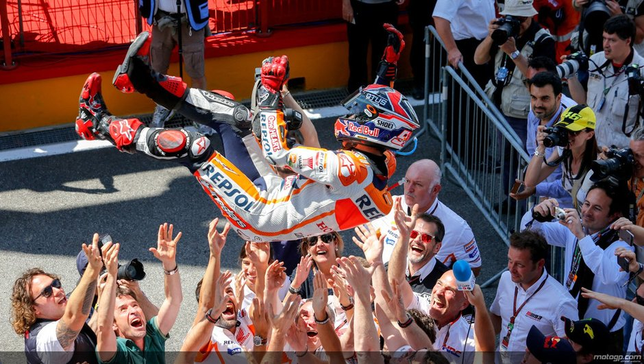 MotoGP 2014 - Italie : Marquez réconcilié avec le Mugello