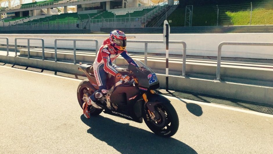 MotoGP - Stoner reprend du service avec Honda