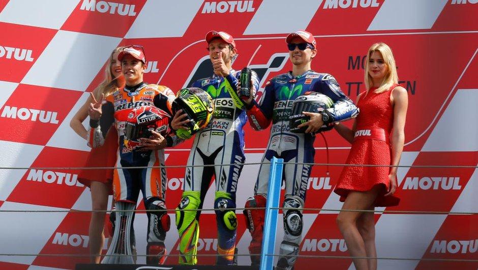 MotoGP 2015 : le point à la mi-saison