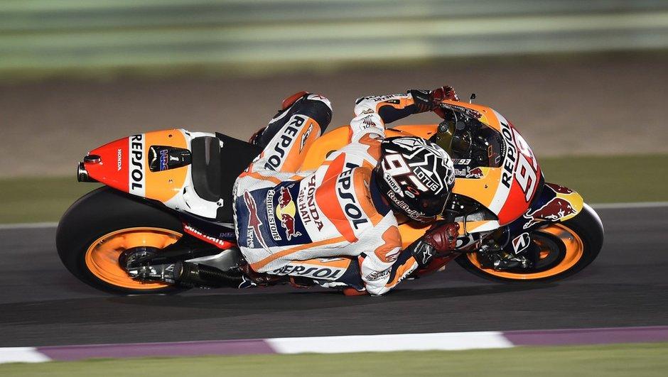 MotoGP - GP Amériques 2015 : Marquez décroche une pole position impressionnante