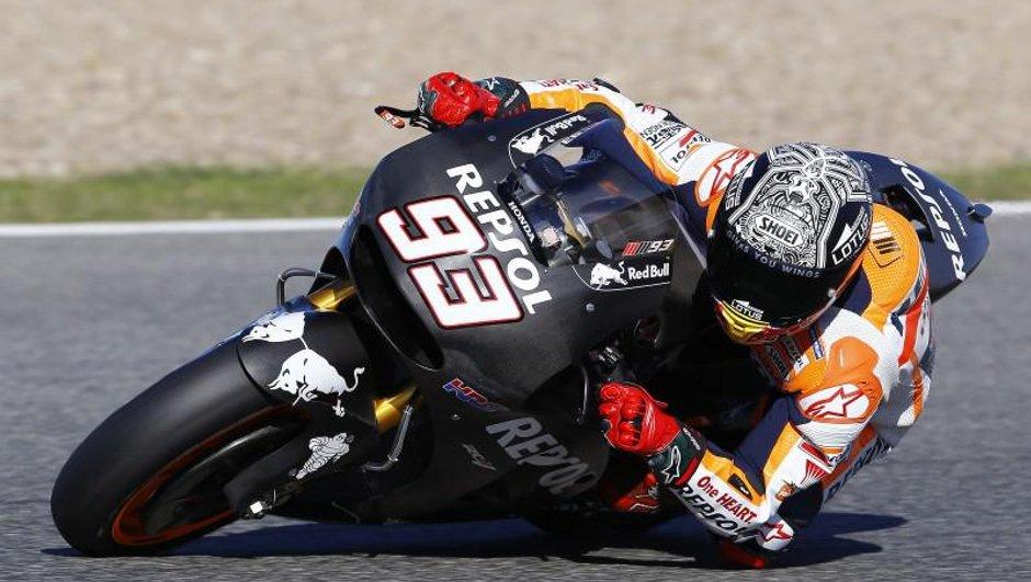 MotoGP : derniers essais pour Aprilia, Honda et Ducati à Jerez