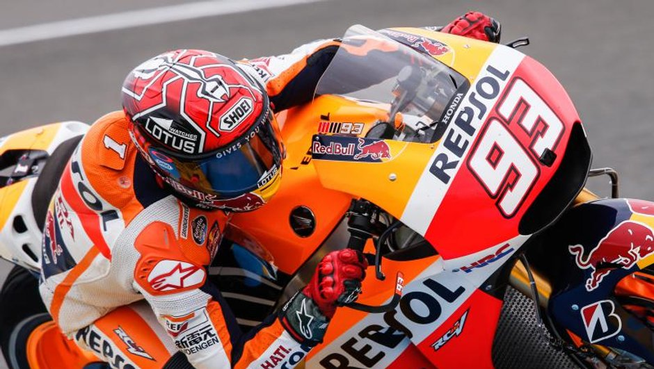 MotoGP – Allemagne 2015, essais libres 1 : Marquez s'installe en tête