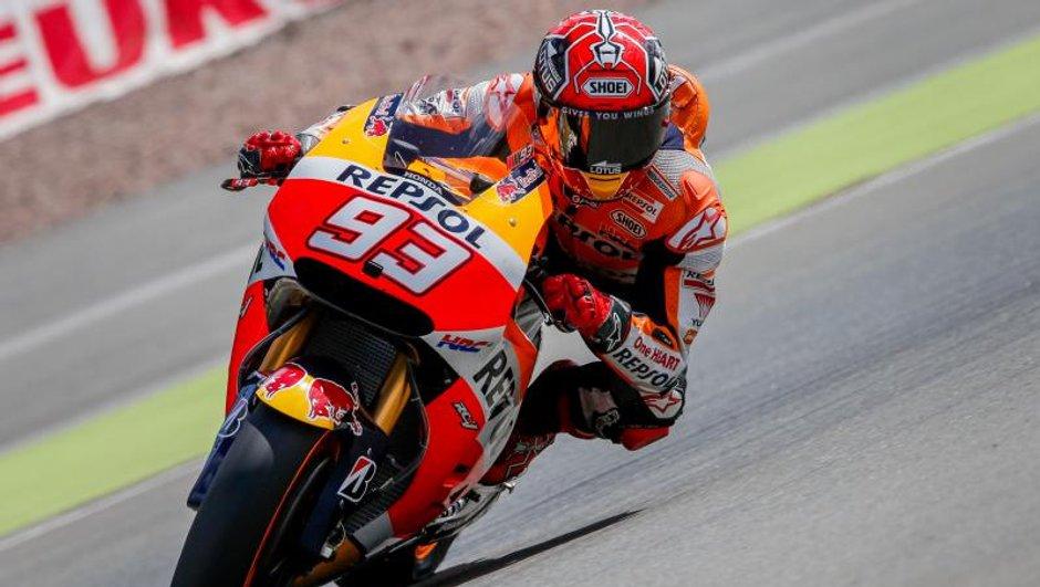 MotoGP – Allemagne 2015, essais libres 2 : Marquez confirme