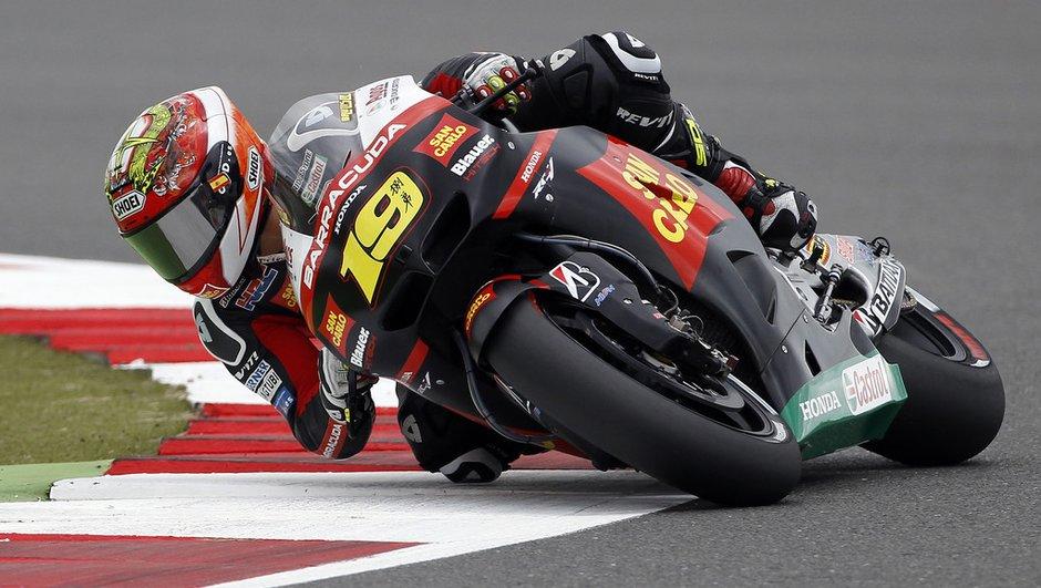 MotoGP - Grande-Bretagne : la grille de départ