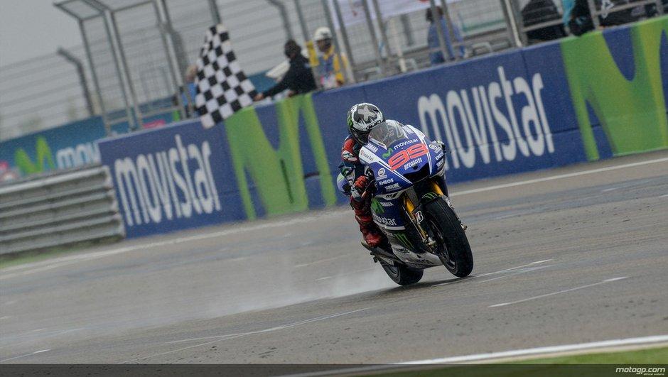 MotoGP - Aragon 2014 : Pari gagnant pour Lorenzo