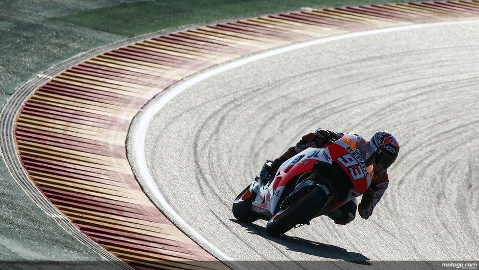 MotoGP - Aragon 2014 : Marquez en favori