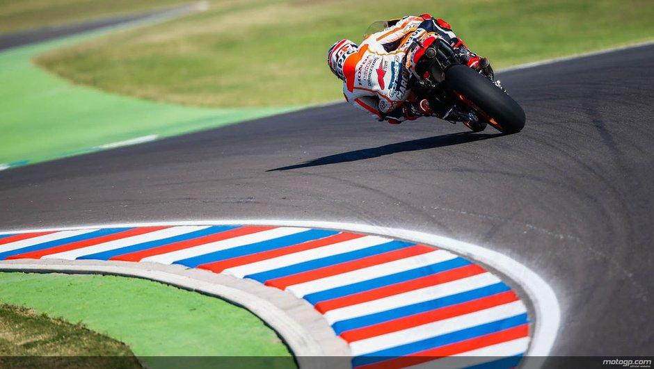 MotoGP 2014 - Argentine, essais libres 3: Marquez pris pour cible