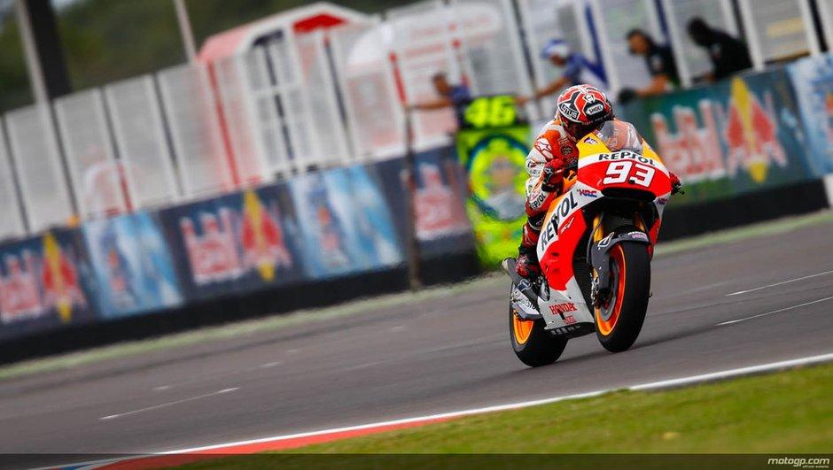 MotoGP 2014 - Argentine : Marquez, 3e victoire en ligne de mire