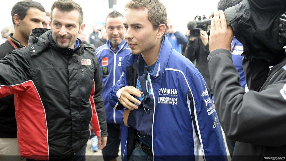 MotoGP - Assen : Lorenzo prendra bien le départ
