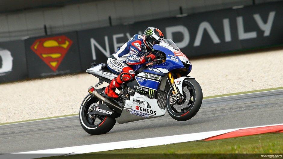 MotoGP - Assen : Lorenzo sauve de précieux points