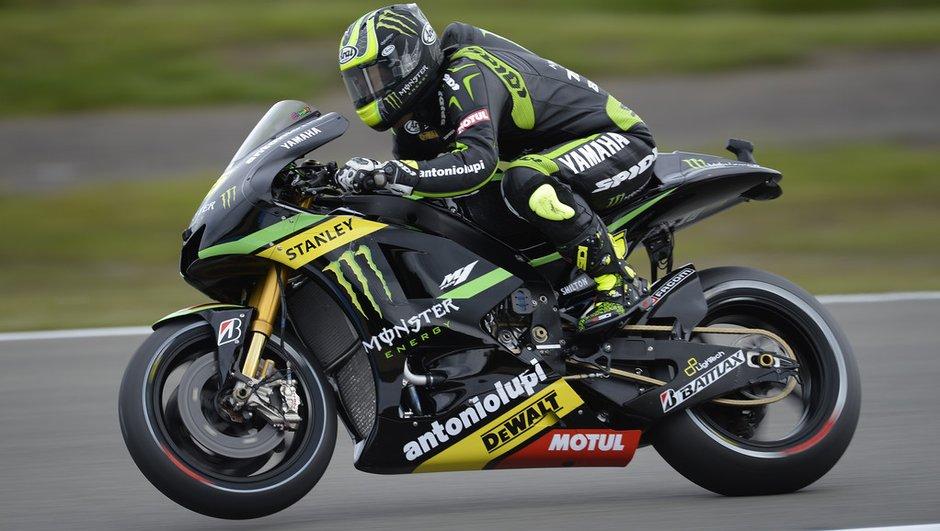 MotoGP 2013 - Qualifications Assen : première pole pour Crutchlow !