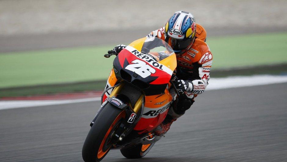 MotoGP - Sachsenring : Honda aux avants-postes aux essais 1