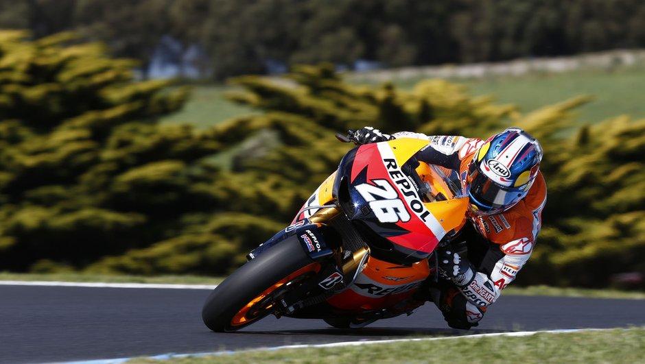 MotoGP - GP Australie : un trio au sommet
