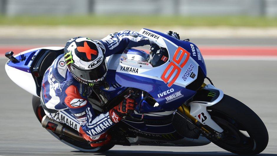 MotoGP - Essais 1 et 2 GP d'Espagne : Lorenzo mène la danse